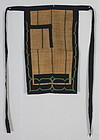 Taisho Ainu textile Ohyo. Atsusi-apron.