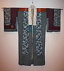 Japanese edo yosegire patchwork kimono