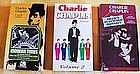 3 Charlie Chapin Videos, Black & White Video