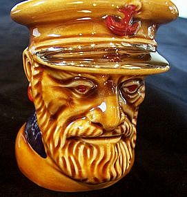 Ceramic Fisherman / Captain Mug