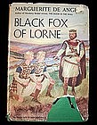 Black Fox of Lorne by Marguerite De Angeli, 1956