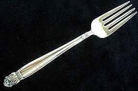 Holmes & Edwards Silver Plate Fork Danish Princess