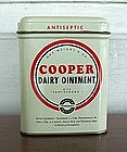 Cooper Dairy Ointment Tin