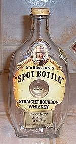 Mr. Boston's Spot Bottle - Straight Bourbon Whiskey