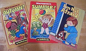 Children's Books - What Happens in Summer / Autumn?
