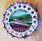 Souvenir Plate Incline Railway, Lookout Mountain TN