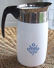 Corning Ware Coffee Pot / Percolator Carafe Only