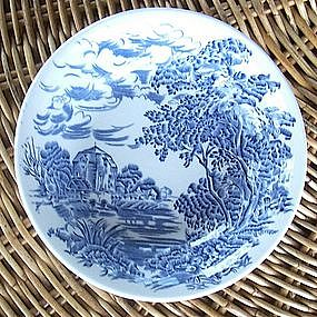 Enoch Wedgwood Countryside Fruit / Dessert Bowl
