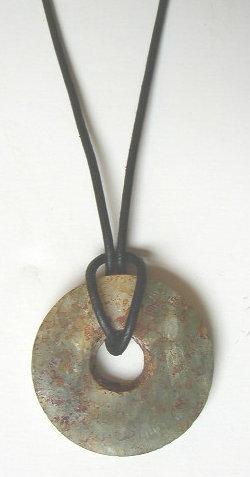 5000 year old Jade Bi disc