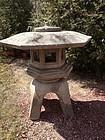 Japan classic garden lantern Yukimi