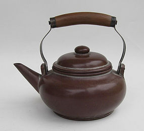 Chinese Yixing Teapot (14)