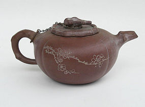 Chinese Yixing Teapot (21)