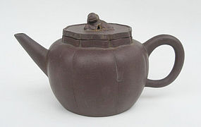 Chinese Yixing Teapot (25)