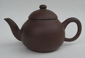 Chinese Yixing Teapot (27)