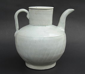 Song Dynasty Qingbai Ewer with Cover (2)