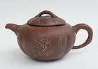 Chinese Yixing Teapot (28)