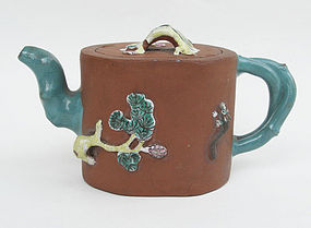 Chinese Yixing Teapot (29)