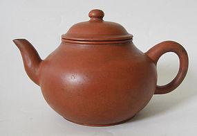 Chinese Yixing Teapot (32)
