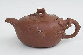 Chinese Yixing Teapot (36)