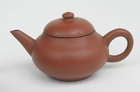 Chinese Yixing Teapot (38)