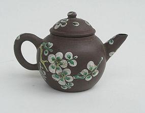 Chinese Yixing Teapot (39)