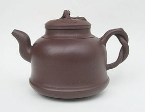 Chinese Yixing Teapot (41)