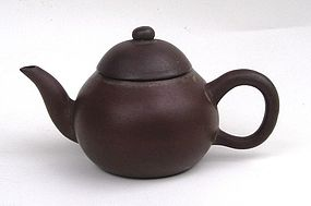 Chinese Yixing Teapot (45)