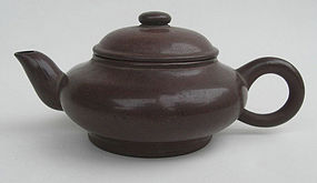 Chinese Yixing Teapot (46)