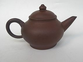 Chinese Yixing Teapot (49)