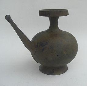 A Rare 11th-12th Century Bronze Kendi