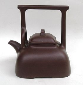Chinese Yixing Teapot (50)