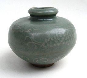 Song-Yuan Dynasty Dragon Jarlet