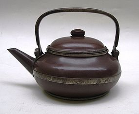Chinese Yixing Teapot (52)
