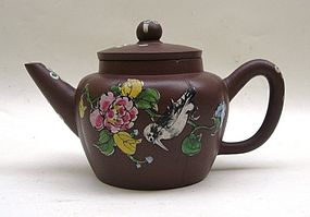 Chinese Yixing Teapot (54)
