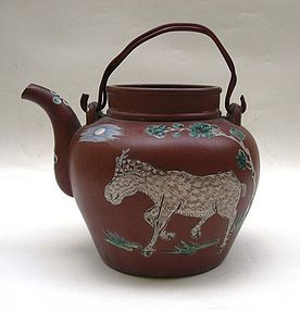 Chinese Yixing Teapot (55)