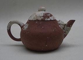 Tek sing yixing teapot (11)