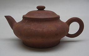 Tek sing yixing teapot (12)