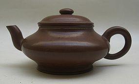 Chinese Yixing Large Teapot (56)
