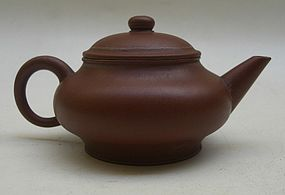 Chinese Yixing Teapot (58)