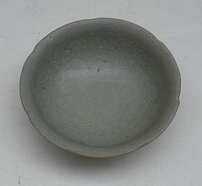 Northern Song Lonquan Celadon Bowl