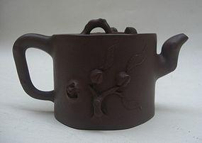 Chinese Yixing Teapot (59)
