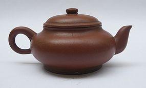 Chinese Yixing Teapot (63)