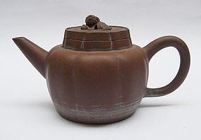 Chinese Yixing Teapot (65)