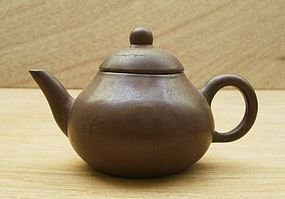 Chinese Yixing Teapot (66)