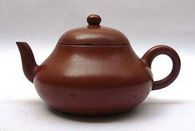Chinese Yixing Teapot (67)