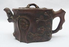 Chinese Yixing Teapot (74)