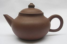 Chinese Yixing Teapot (75)