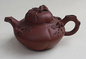 Chinese Yixing Teapot (77)