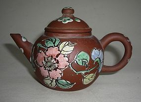 Chinese Yixing Teapot (86)
