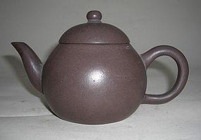 Chinese Yixing Teapot (90)